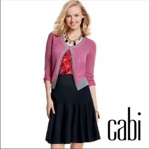 CAbi Meg Button Front Cardigan Style 3013